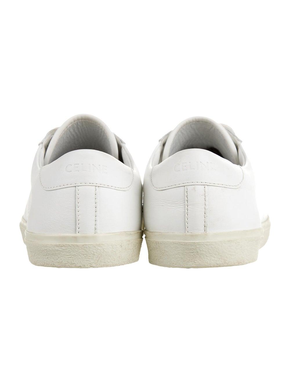 Celine Triomphe Sneakers White - image 4