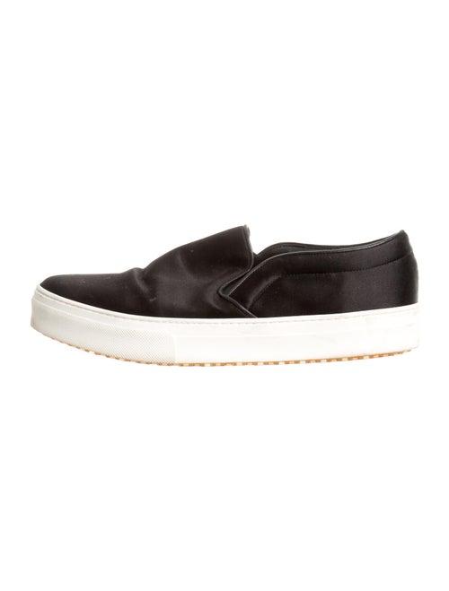 Celine Printed Sneakers Black