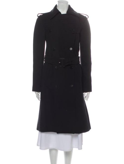 Celine Trench Coat Black