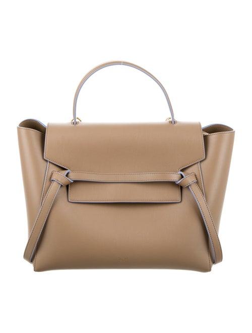 Celine Mini Belt Bag gold