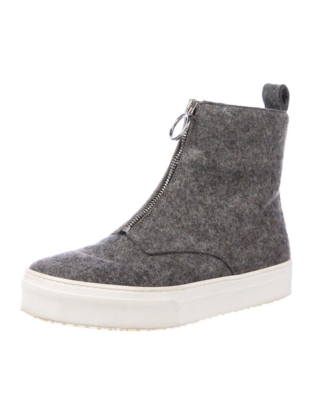Celine Sneakers Grey - image 2