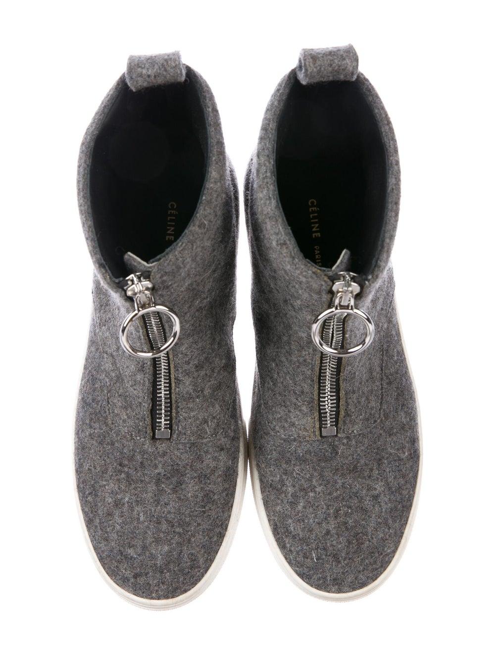 Celine Sneakers Grey - image 3