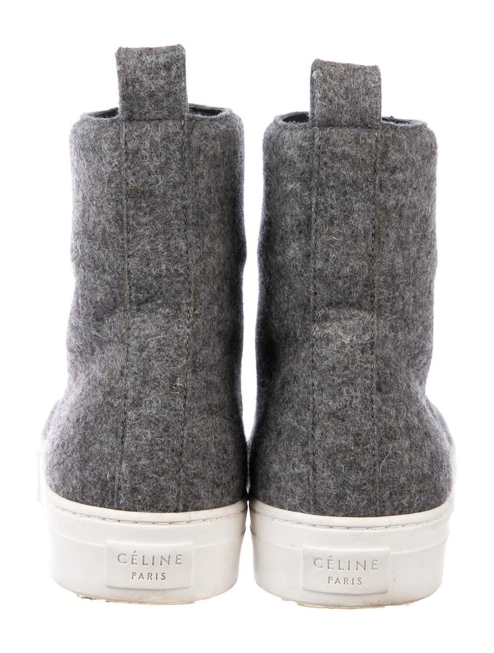 Celine Sneakers Grey - image 4