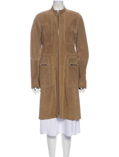 Celine Calf Leather Coat
