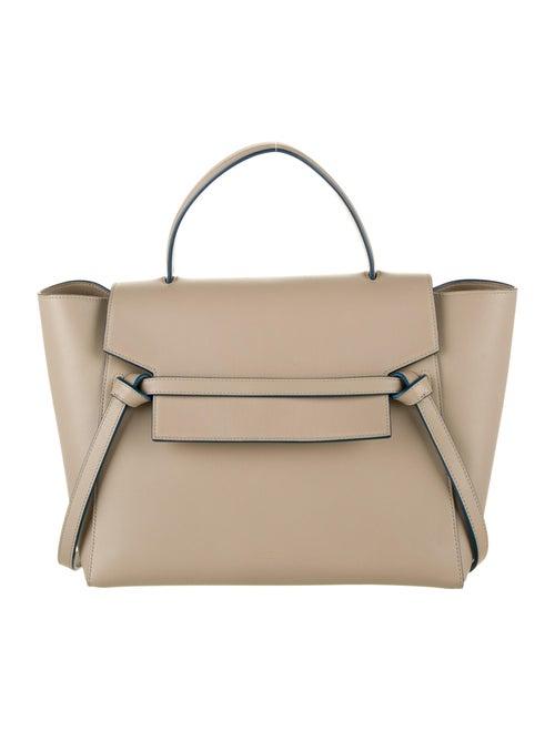 Celine Mini Belt Bag Beige