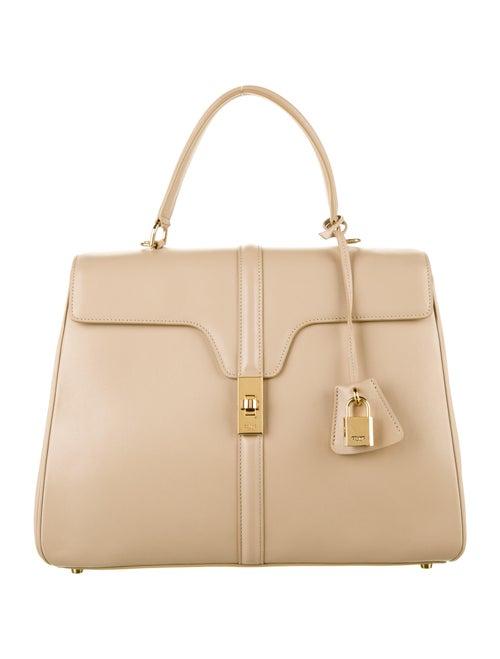 Celine Medium 16 Bag Tan