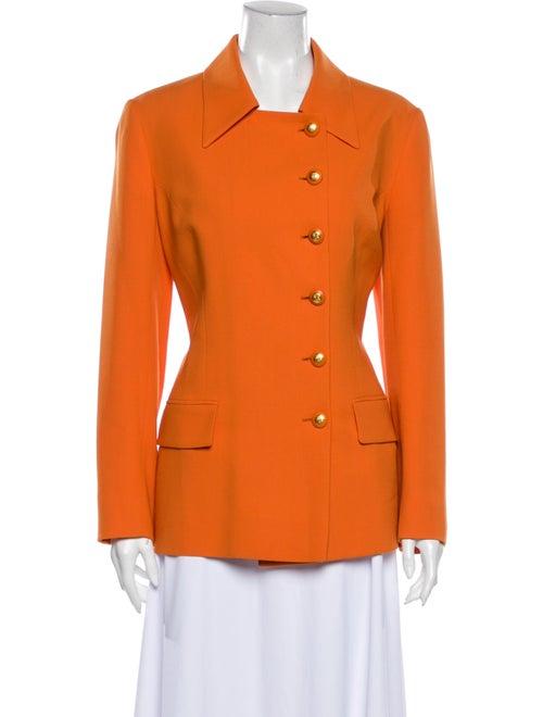 Celine Vintage Blazer Orange