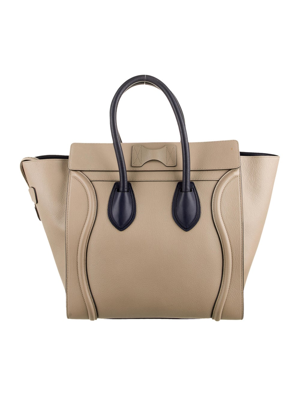 Celine Mini Luggage Tote Tan - image 4