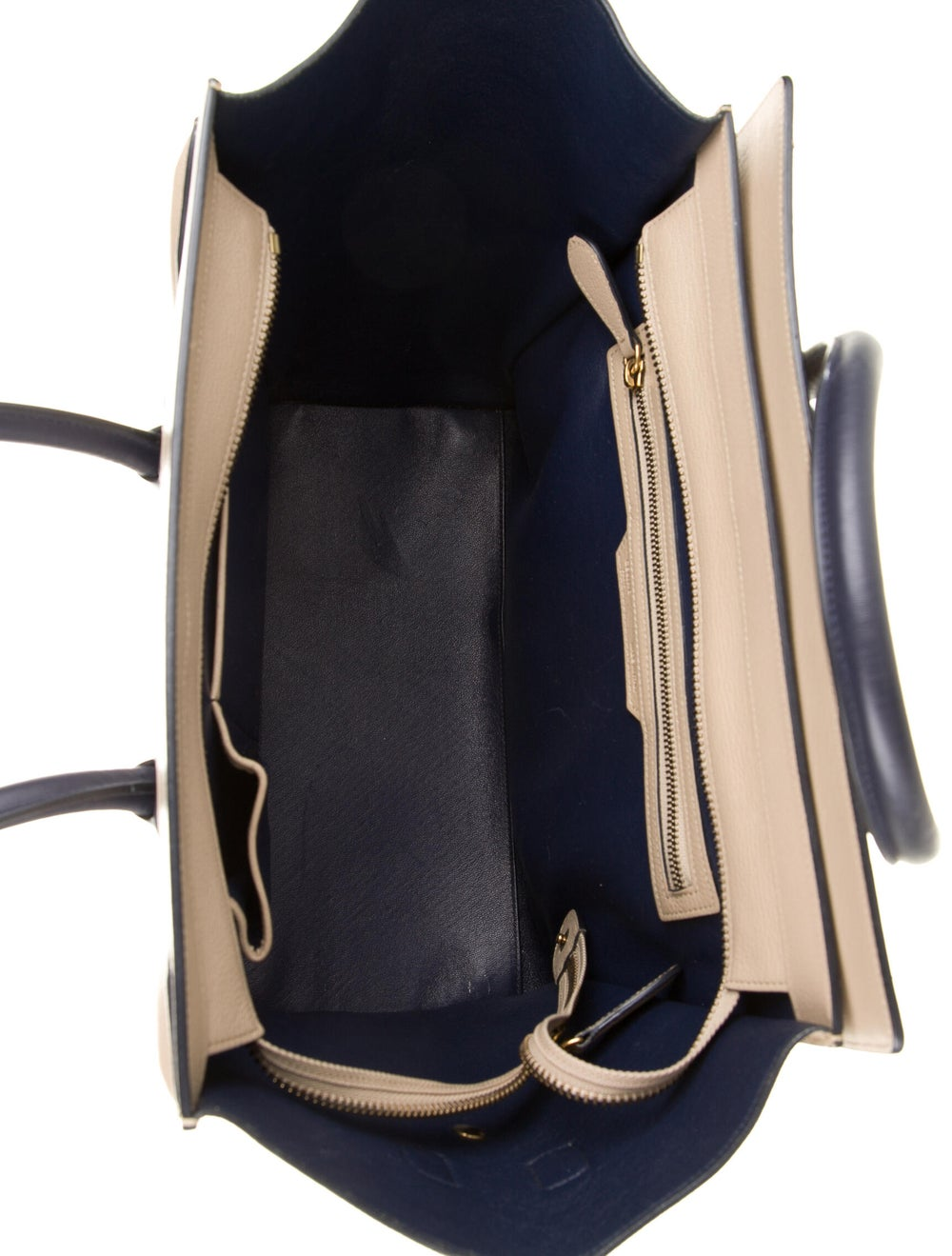 Celine Mini Luggage Tote Tan - image 5