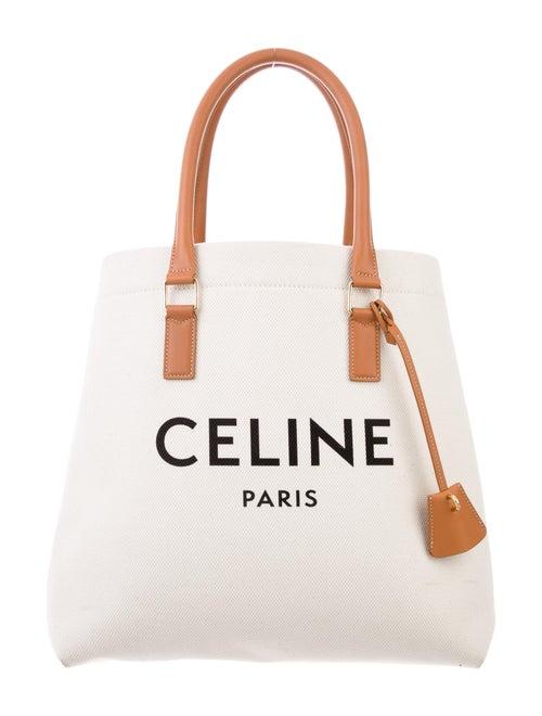 Celine 2019 Horizontal Cabas Tote gold