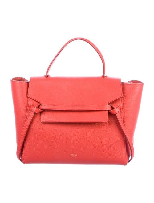 Celine Mini Belt Bag Orange