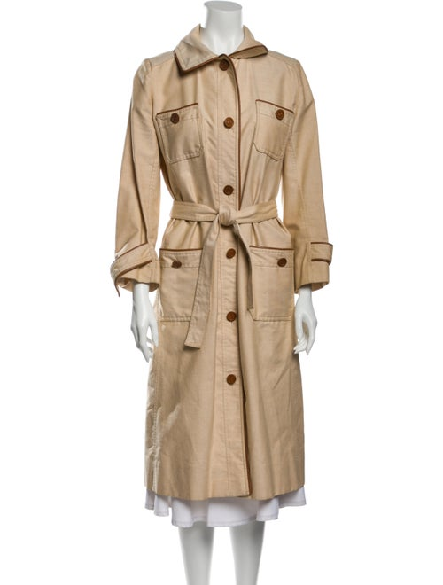 Celine Vintage Trench Coat