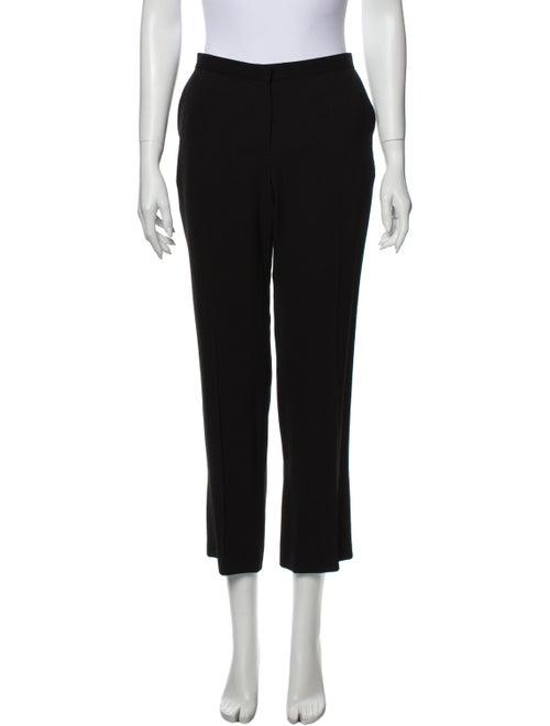 Celine Straight Leg Pants Black