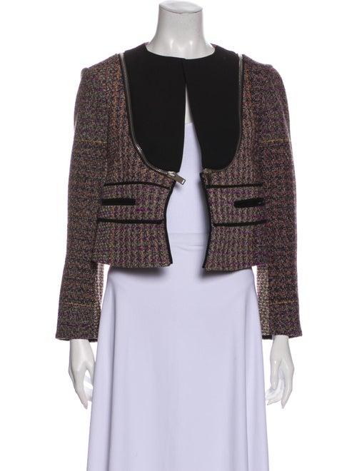 Celine Vintage Wool Evening Jacket Wool