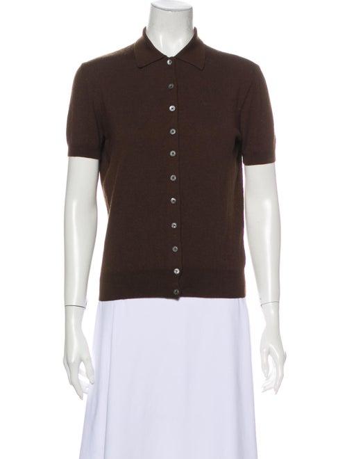 Celine Cashmere Sweater Brown
