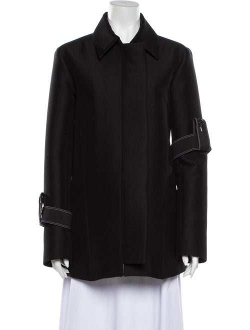 Celine Coat Black
