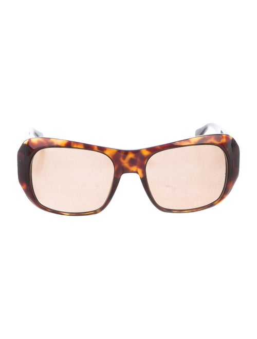 Celine Polarized Round Sunglasses