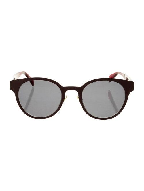 Celine Tinted Round Sunglasses