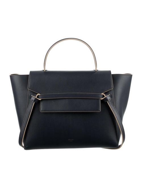 Celine Mini Belt Bag Blue