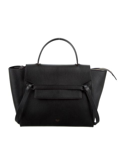 Celine Small Belt Bag Black