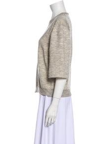 Celine Wool Crew Neck Sweater