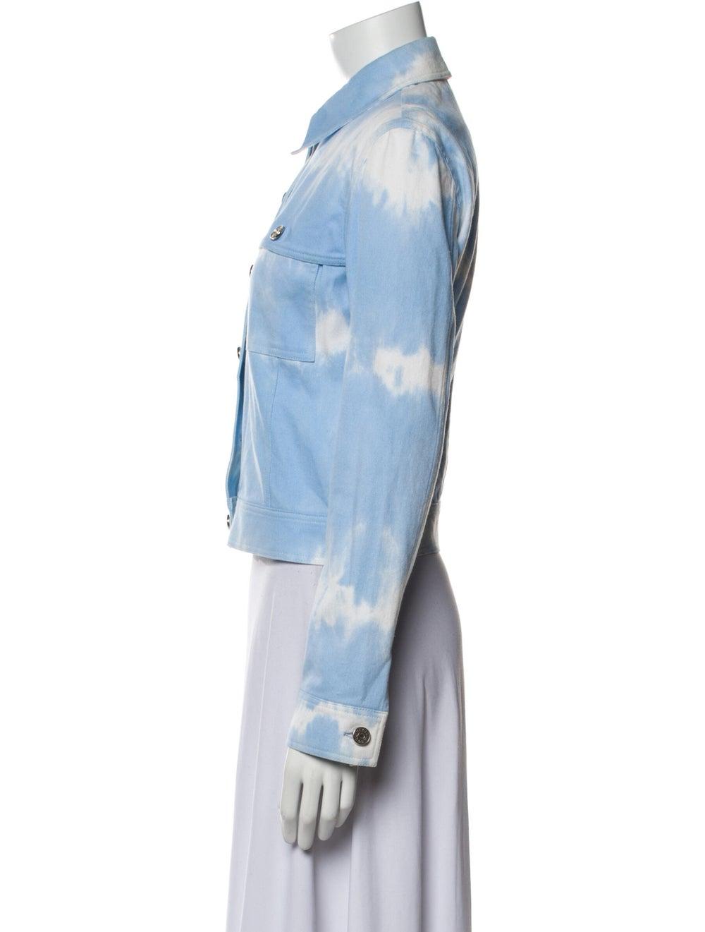 Celine Vintage 2000's Denim Jacket Denim - image 2