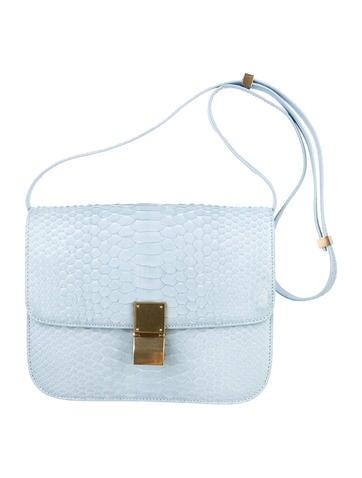Python Box Bag