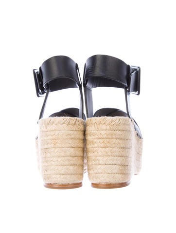 Espadrille Criss Cross Sandals w/ Tags