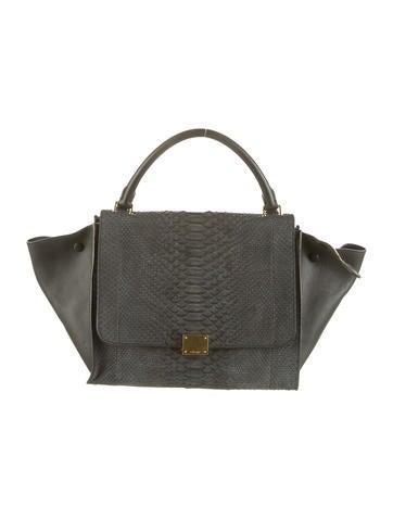 Python Trapeze Bag