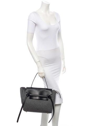 Felt Belt Bag