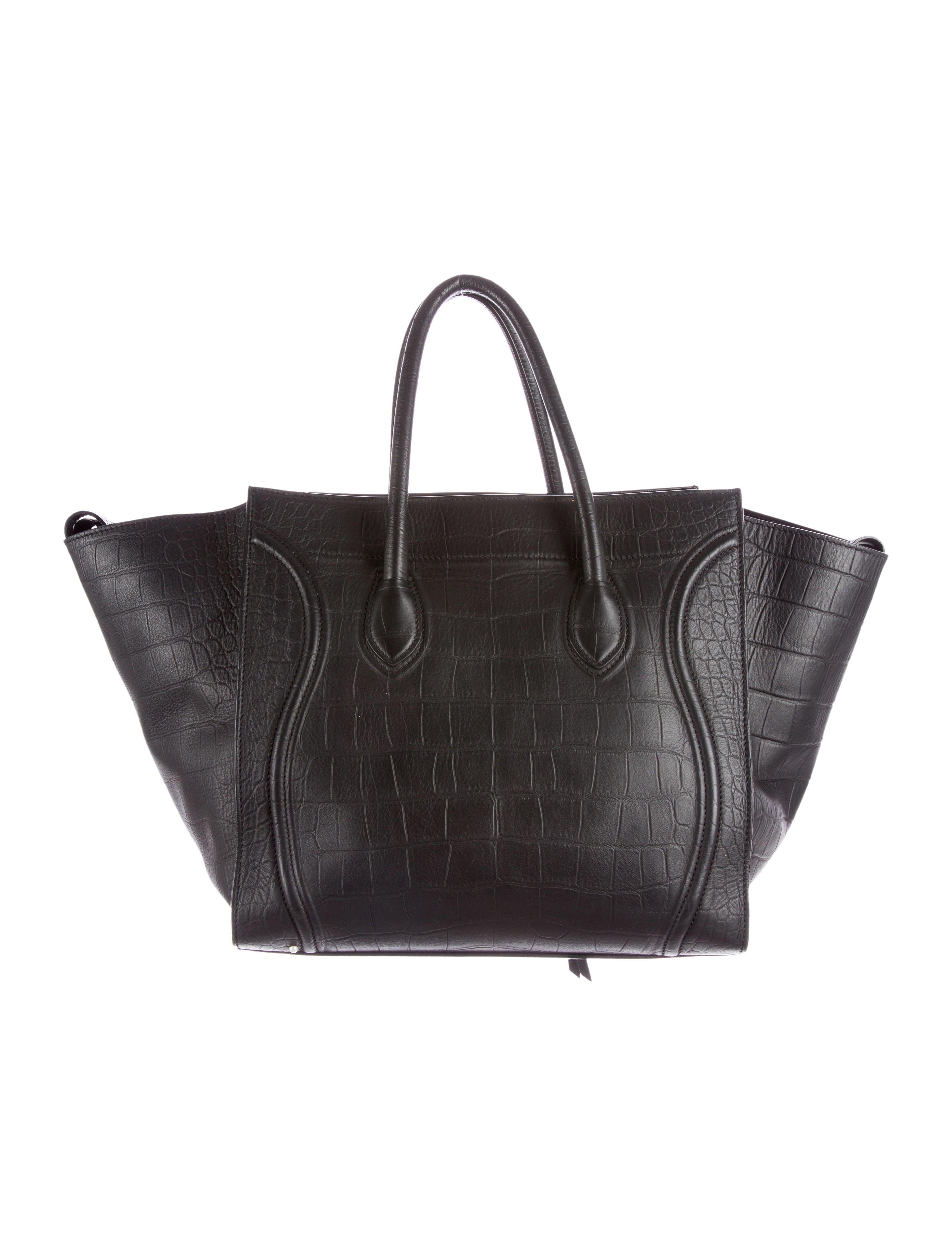 08ae806df2 Céline Large Phantom Bag - Handbags - CEL26637