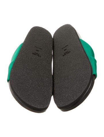 Twist Slide Sandals w/ Tags