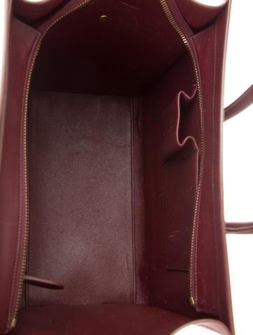 Bi-Color Mini Luggage Tote