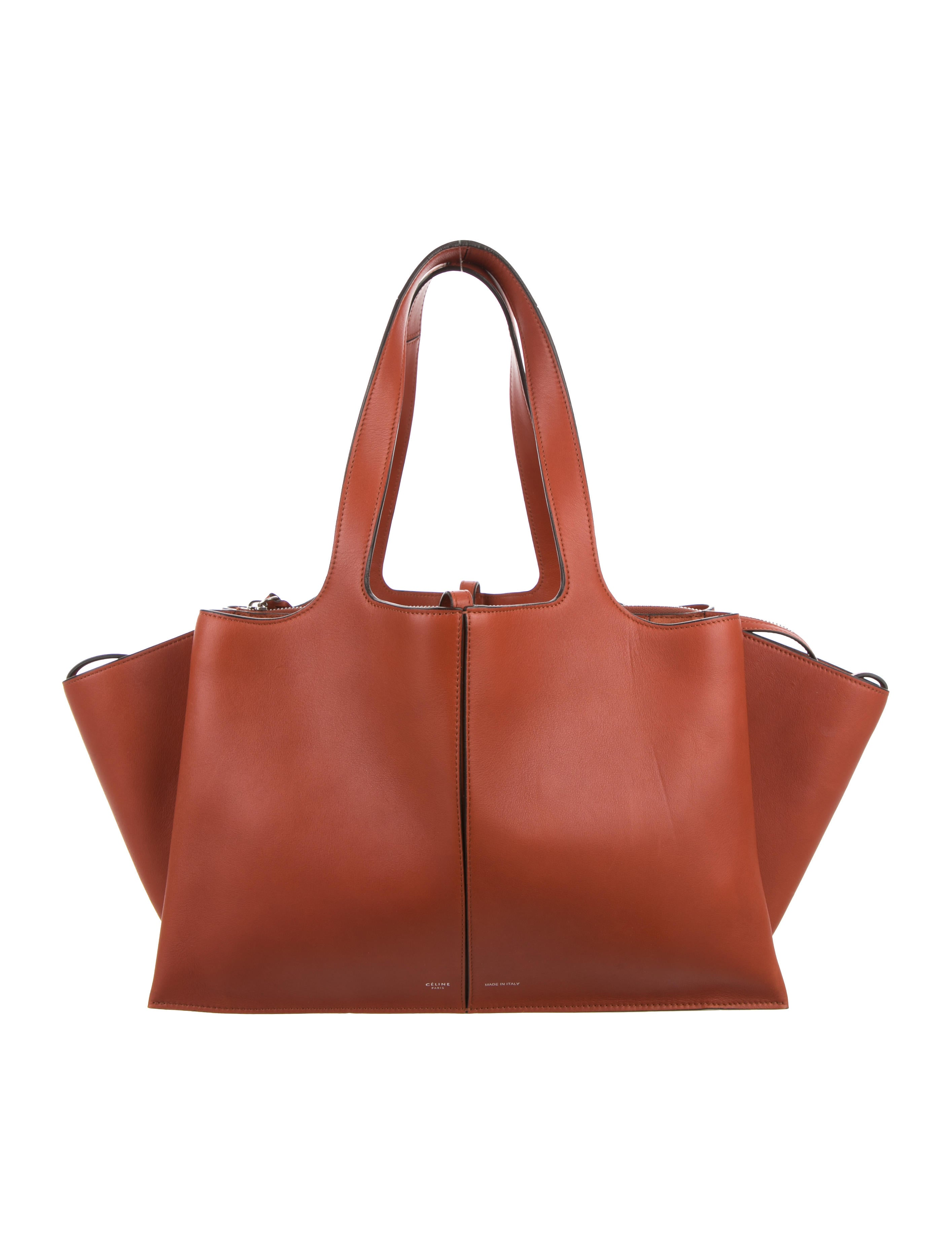 Celine Céline Medium Tri-Fold Shoulder Bag - Handbags - CEL39988 ... 897d1e9a02e2d