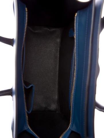 Micro Luggage Tote