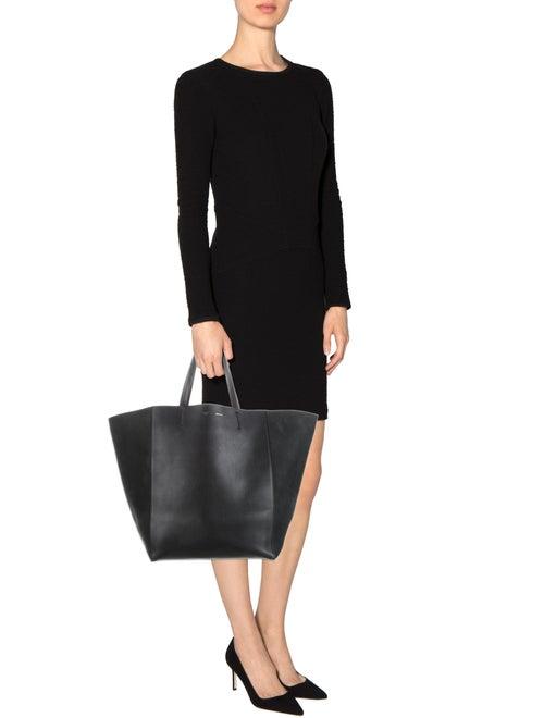 9e49423e84ee Celine Céline Large Cabas Phantom Tote - Handbags - CEL42136