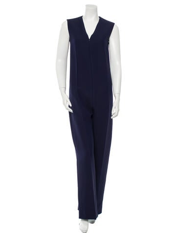 Céline Wool Jumpsuit w/ Tags None