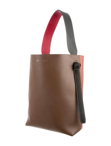 Small Twisted Cabas Tote