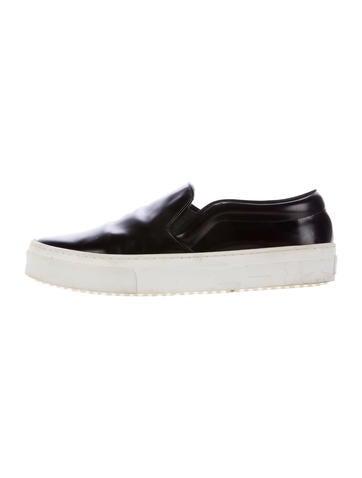 Céline Round-Toe Slide Sneakers
