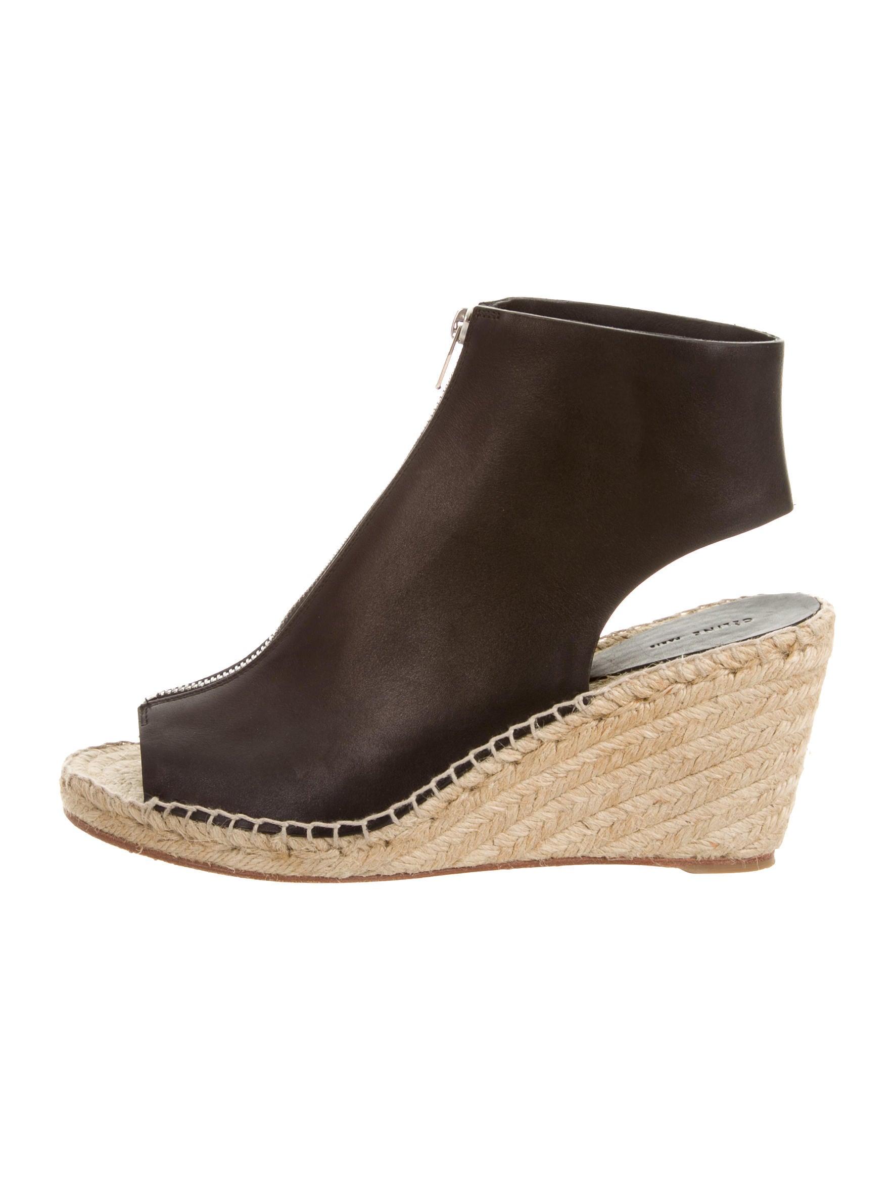 c 233 line espadrille wedge sandals shoes cel45354 the