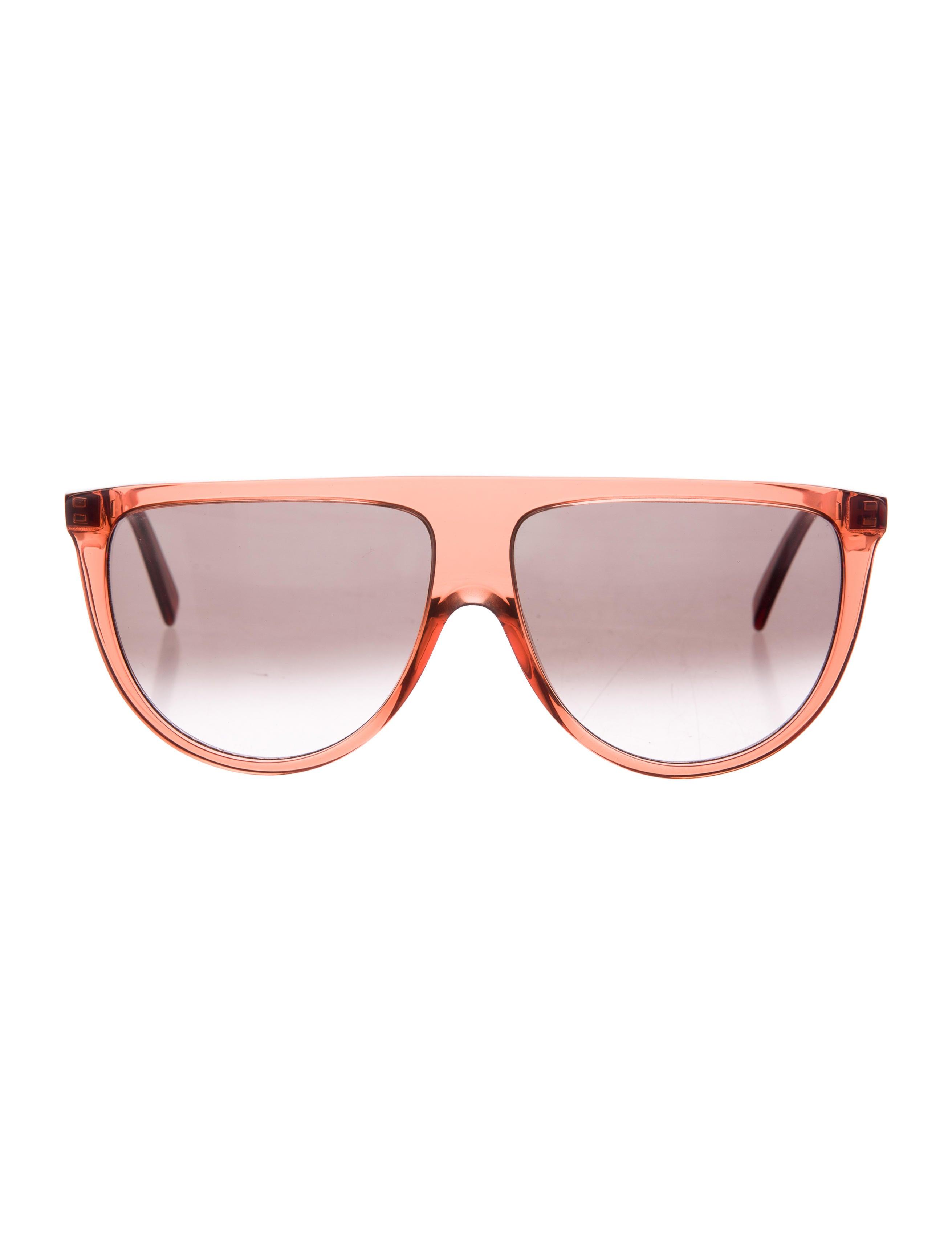 b8855e7be754 Celine Thin Shadow Sunglasses Replica
