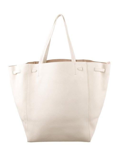 0c90d1da1 Celine Céline Medium Cabas Phantom Tote w/Belt - Handbags - CEL46439 ...