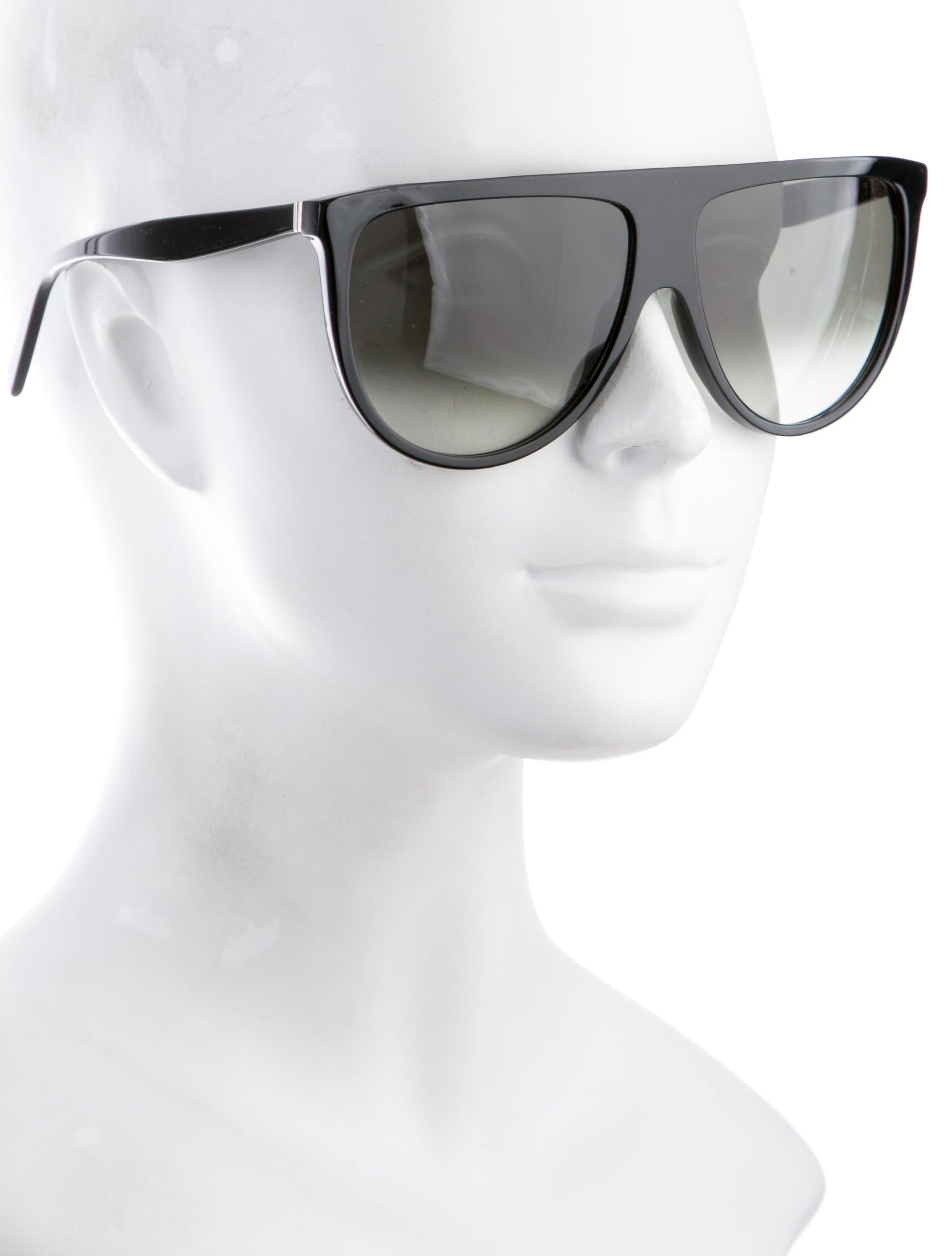 b529381bac4c Celine Thin Shadow Sunglasses - Bitterroot Public Library