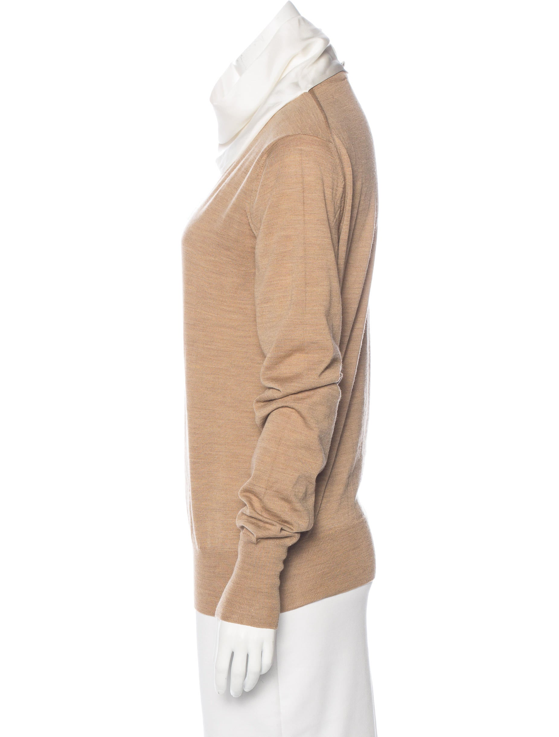 Wool Silk Sweater 17