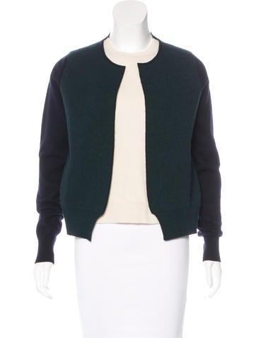 Céline Wool & Cashmere-Blend Sweater None