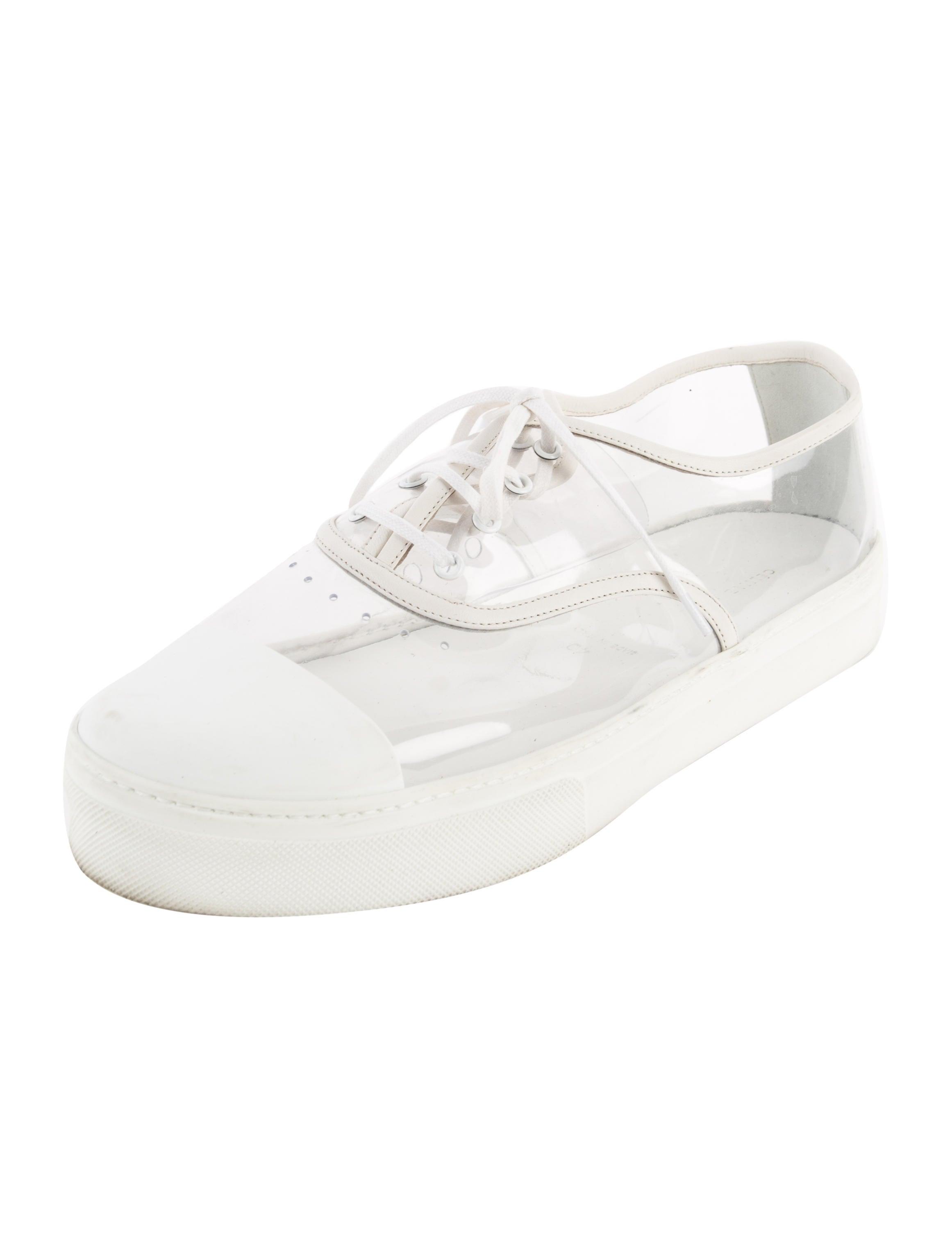 Céline PVC Low-Top Sneakers sale fake 2015 for sale rAyepVK6P