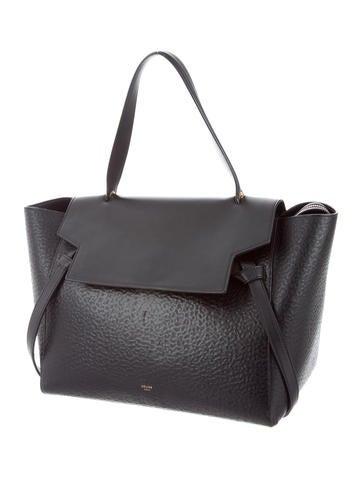 71ae84d3a836 Celine Céline Small Belt Bag - Handbags - CEL50388
