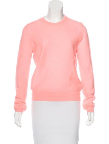Céline Textured Wool Sweater None