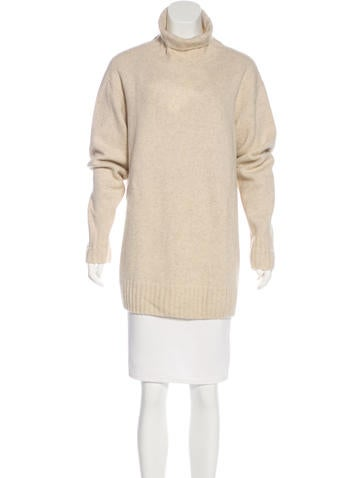Céline Wool-Blend Knit Sweater None