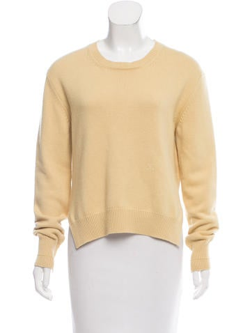 Céline Cashmere High-Low Sweater w/ Tags None